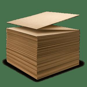 Cartão Fan-Fold