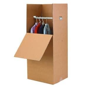 Caixa Porta Fatos/Vestuário